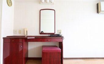 身だしなみを整えやすく、とても暖かいお部屋(日本橋駅徒歩7分)