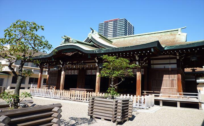 大阪市浪速区恵美須西の治安や住みやすさってどうなの?