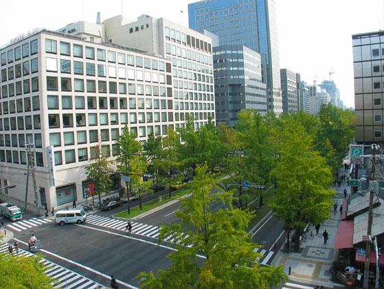 大阪の道路「通」と「筋」の違いとは?