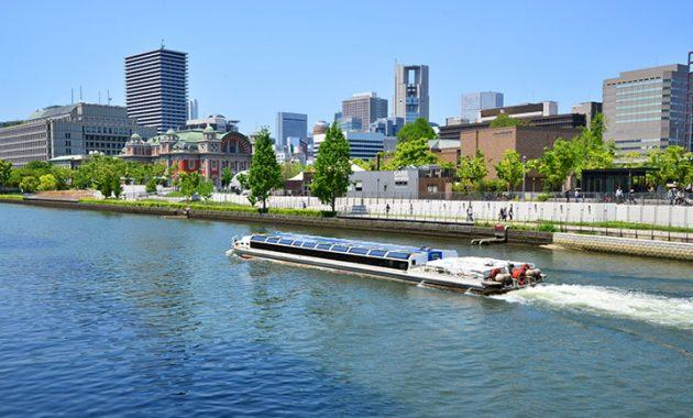 大阪御堂筋線で一人暮らしするならどこ?家賃相場と賃貸情報