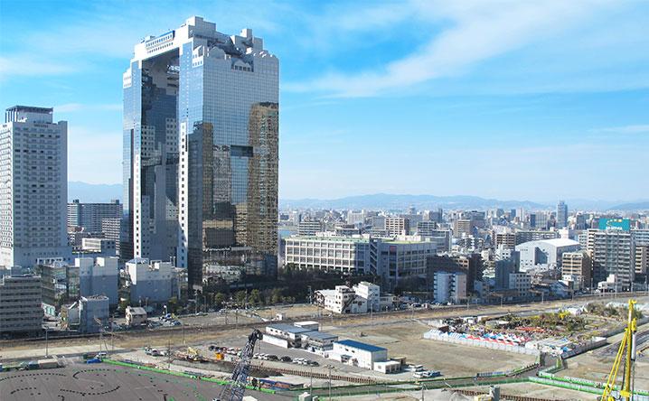 【最新情報】大阪市「なにわ筋線」実現へ、JR、南海、阪急の乗り入れで関空へのアクセス向上