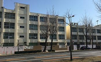 大阪市立難波中学校