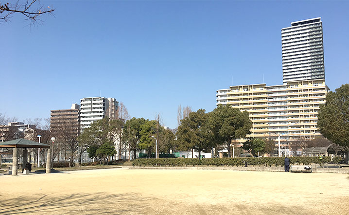公園内の様子2