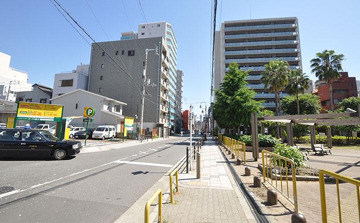 浪速区日本橋東の治安や住みやすさってどうなの?