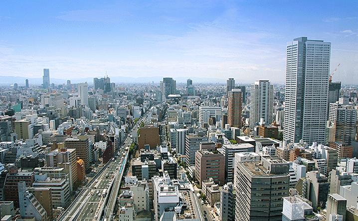 大阪・本町に転勤、一人暮らしにおすすめの場所を教えて!
