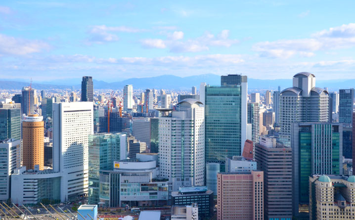 大阪市内で一人暮らしにおすすめ・住みやすい地域トップ4