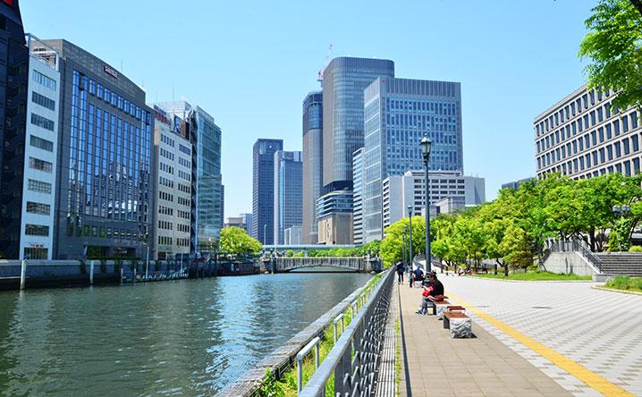 大阪市24区の人口増加率ランキングTOP5