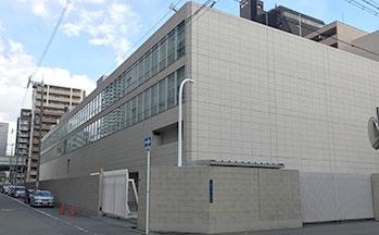 三井住友銀行大阪事務センター