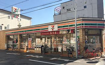 セブン-イレブン 天下茶屋駅前店