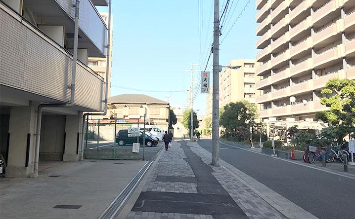 天下茶屋駅周辺