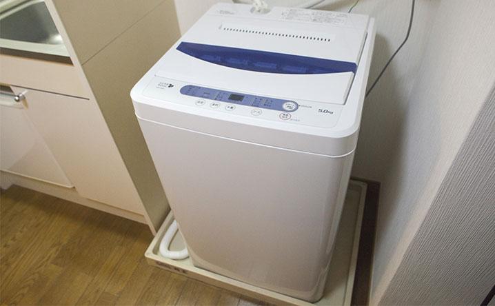 洗濯機置き場が室外(ベランダ・玄関前)ってどうなの?~家賃が安い理由~